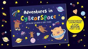 Space bears Children's book