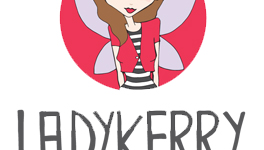 Ladykerry Illustrated Gifts Logo, Ladykerry design, Lady Kerry, Kerry Stewart, Ladykerry illustrator