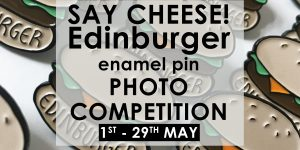 Edinburger pin photography competition