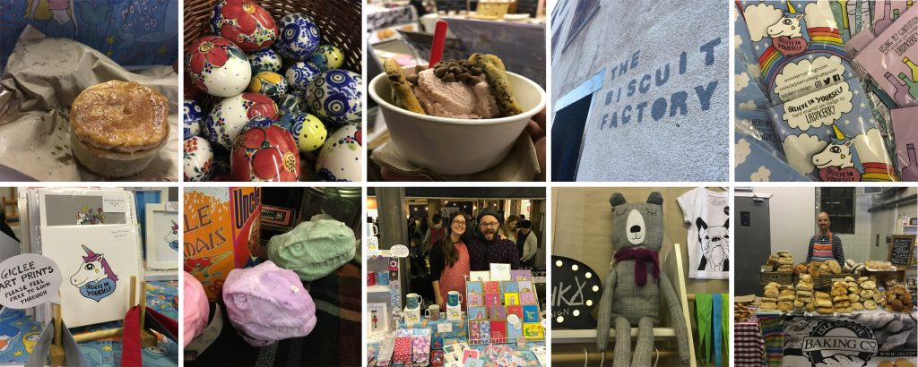 Edinburgh Indoor Market - unique scottish gifts, great food, Edinburgh event